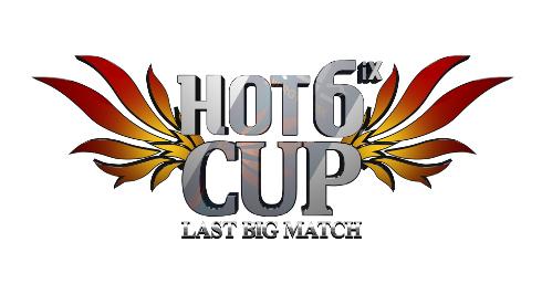 hot6ix cup logo