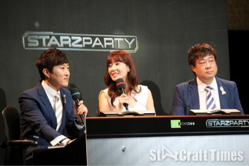 Kongdoo Starz Party